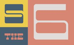 Slab Serif font by philippe-nicolas #lettering #typeface #slab #serif #grid #Bold #minimal