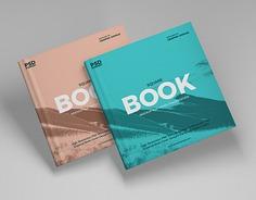 Free Brand Book Mockup For Cover Presentation