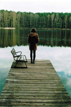 Vajza N'kuti #lake