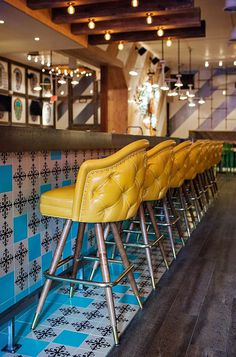 Mexican restaurant #interiordesign