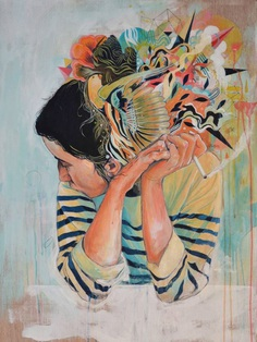 Французский художник. Nicolas Blind