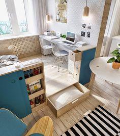 Interior TR by INT2 Architecture #interior #apartment #design