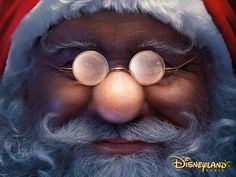 Disneyland Paris : Santa #disney #santa