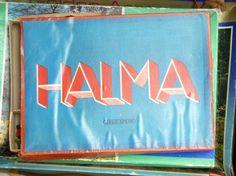 28 #halma #typography