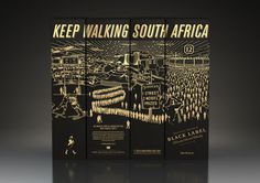Johnnie Walker   Commemorative Box on Behance