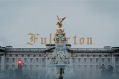 Fullerton typeface font ~ Blackletter Fonts