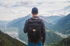 Commuter backpack | Velotton Mitte