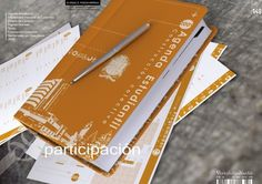 Graphic Design by Diego Pinzon at Coroflot #diego #identyti #pinzon #print #agenda #printing #brand #layout #editorial