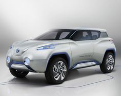 Nissan TeRRA SUV #tech #amazing #modern #innovation #design #futuristic #gadget #ideas #craft #illustration #industrial #concept #art #cool