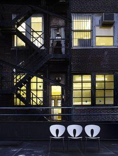 Terraces of New York, STUA