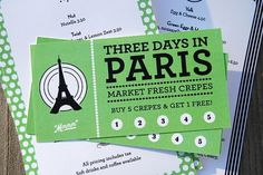 3 Days in Paris Materials - FPO: For Print Only #three #days #in #paris