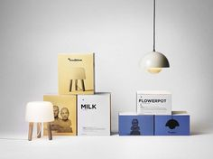 &Tradition- TheDieline.com - Package Design Blog #packaging #furniture #lamps