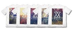 WHAT'S YOUR GLYPH : SAXONCAMPBELL.COM #campbell #glyph #shirt #saxon #fashion