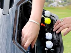 Aeroe GolfPod #tech #flow #gadget #gift #ideas #cool
