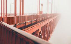 San Francisco, CA by Photographer German Todytod #photography #city #sunset #san francisco #foggy #ca