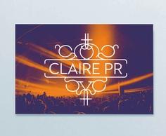 Claire PR - Je Favoriete Ontwerpers Visuele Communicatie
