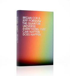 Peter Saville designed cover for the new Brian Cox... | THE LAB