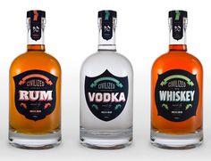 Civilized #liquor #package