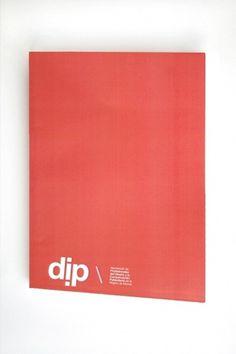 Asociación de Profesionales del Diseño y la Comunicación Publicitaria de la Región de Murcia | Sublima Comunicación #designers #sublima #association #book #corporate #identity #dip #murcia #logo
