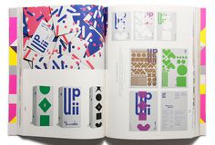 Creative Review Nice publications #victionary #geographics #layout #book