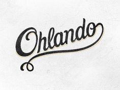 Sml_shot_25 #logotype #lettering #orlando #ohlando #type #hand