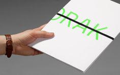 Anorak folder #paper #identity