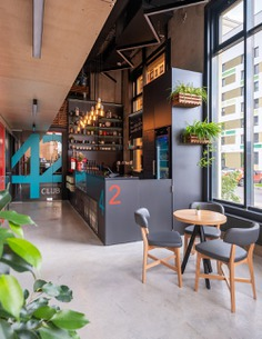 Mixed-Use Commercial Project by Designers Pavel and Svetlana Alekseevs