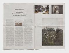 QUER Magazin 1/2011–2/2013 publisher: QUER-Verlag • editor: Doris Lippitsch • 30 × 45 cm • 32 pp • edition: 100.000 • in collab