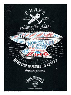 jack4 #america #daniels #jack #poster #advert