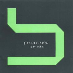 Joy Division #music #cover #joy division #peter saville #brett wickens