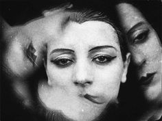 Kiki de Montparnasse in an experimental film by Man Ray and Fernand Leger