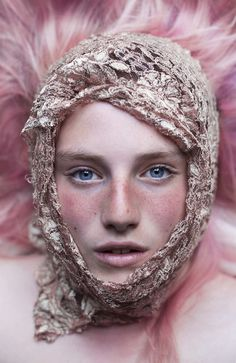 Conceptual Portrait Photography by Greta Larosa