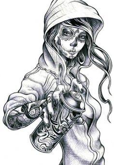 tumblr_lsllfzhCND1qz4d4bo1_500.jpg (449×650) #illustration #sketch
