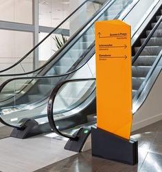 Wayfinding | Signage | Sign | Design | CENTRO CULTURAL UNIVATES