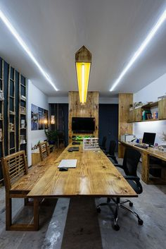 ARCH.A StudiO Convert an Old House into an Inspiring Office in Ho Chi Minh City 11