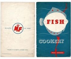 All sizes | fish cookery | Flickr - Photo Sharing! #ministry #of #fish #food #ephemera