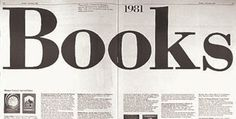 Free Download: The Vignelli Canon | Twirk Ethic #books #newspaper #typography