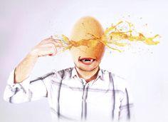 THE EGG THEORY » Escalante #photshop #surrealism #photomanipulation #digital #crazy #photoshop #art
