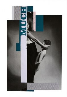 untitled fashion Nº5 | Flickr - Photo Sharing! #graphic design #collage #composition #paulobrandaomelo