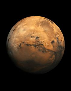 The Planet Mars.
