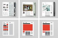 Transworld Surf Redesign on Behance #magazine