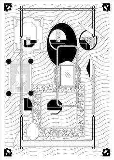 Jonas Nordin – 5070 #shape #poster #texture