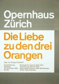 Flyer Goodness: Josef Müller-Brockmann (part II) #muller #design #graphic #poster #josef #brockmann