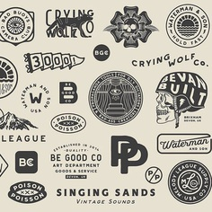 Goooooood stuff by @begoodstudio . . #designinspiration #design #designer #designeveryday #typeyeah #typetopia #typography #handlettering #handdrawing #illustration #logodesigners #logoinspirations #branding #brandidentity #graphics #graphicdesign #typegang #dribbble #behance #moodboard #instagood