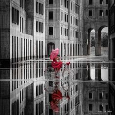 Surreal and Fine Art Portrait Photography by Peter Zelei