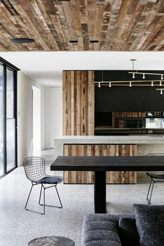 Modern Rural Retreat Featuring a Robust, Functional and Minimalistic Design 7