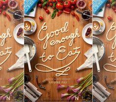 Justlucky | Print, Branding and Typography #fili #louise #enough #aiga #ryan #neil #eat #hubert #to #good #pavlovich #justlucky