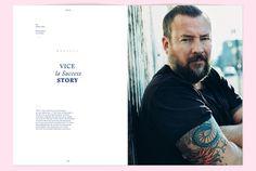 ADN n°3 #spread #layout #editorial #magazine