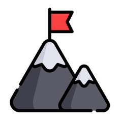 See more icon inspiration related to mission, goal, mountain, business and finance, sports and competition, achievement, winner, flags, landscape, mountains, flag and nature on Flaticon.