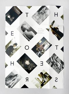 Chronique Design :::: Very nice. #layout #design #poster